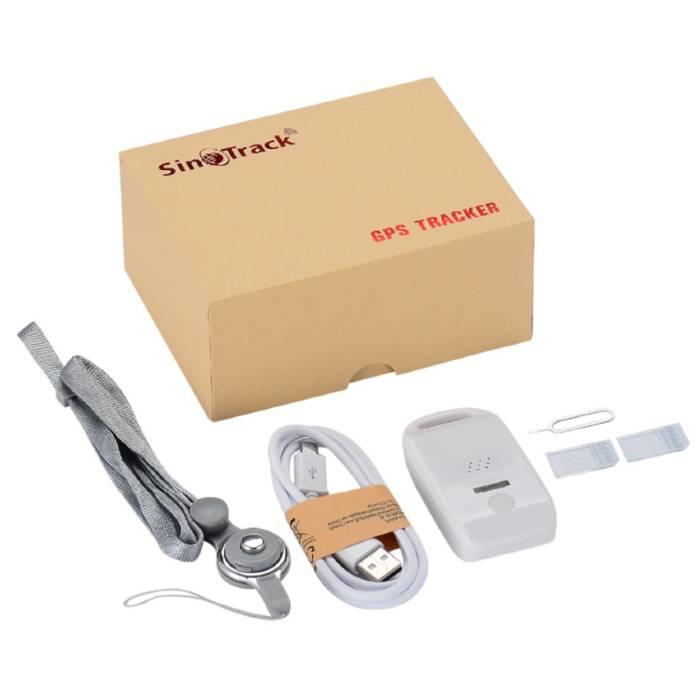 rastreador localizador personas ST-904 sinotrack con caja