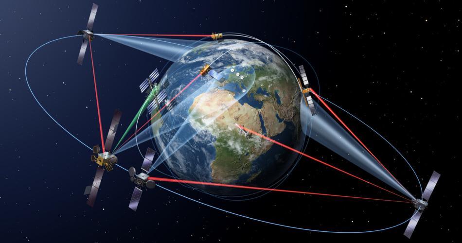 posicionamiento GPS galileo localizacion