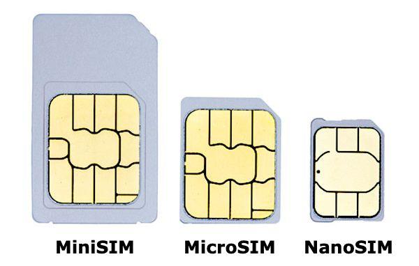 Tipos de SIM para localizadores de flotas