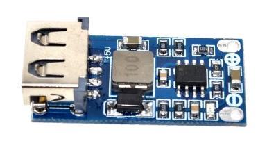 Fuente de alimentación USB para rastreadores
